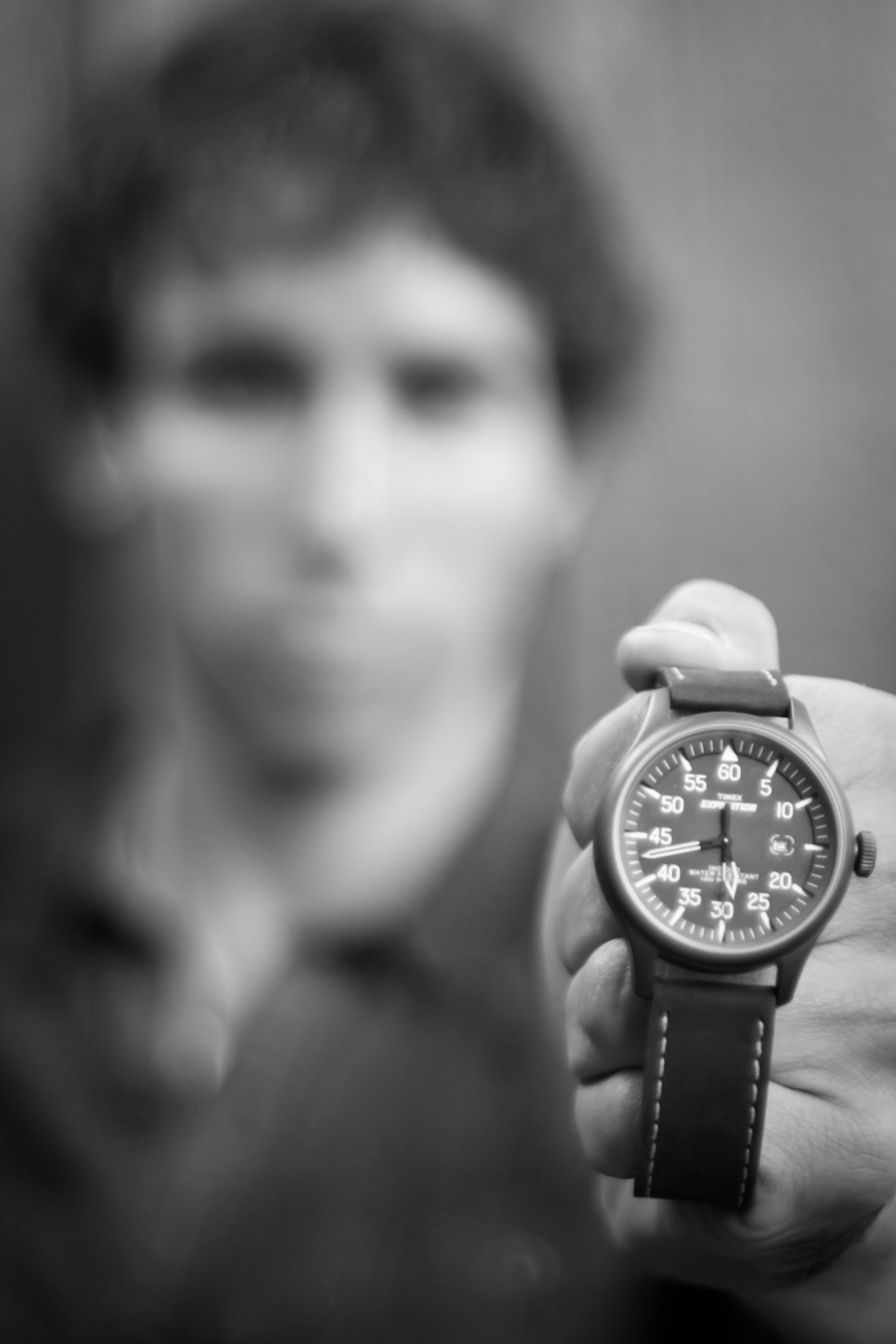 Photo I took for Timex with Noah Hoffman.