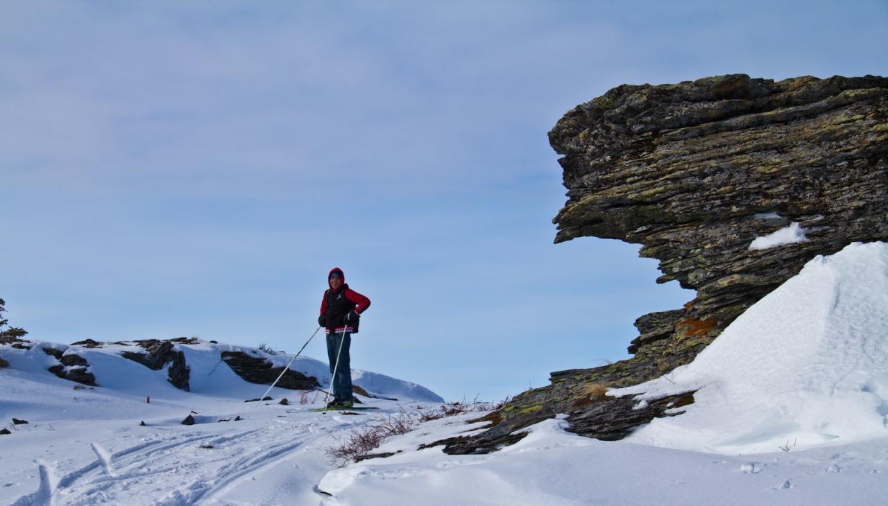 Bryton at the summit!